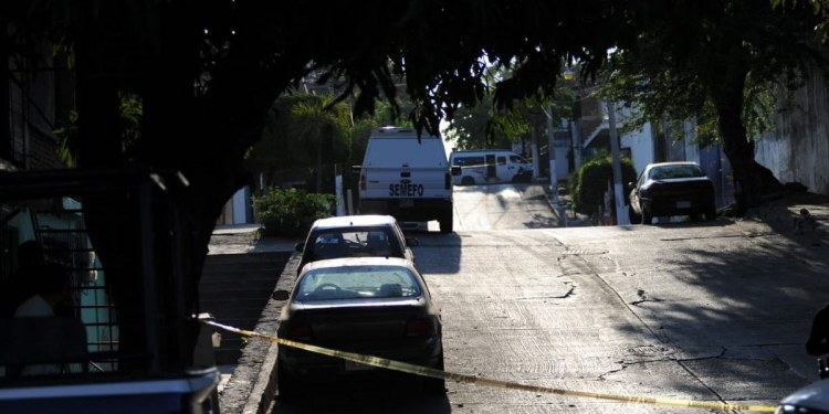 Asesinan a un hombre en fraccionamiento Mozimba en Acapulco 1