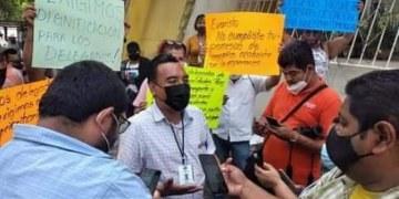 Alcalde de Tabasco apoya a precandidata pero abandona a comunidades 6