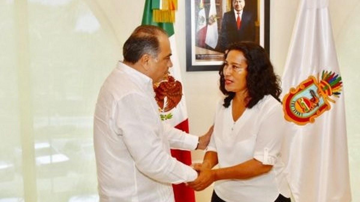 Candidata de Morena roba ideas a Ricardo Taja de la alianza PRI-PRD en Acapulco 2