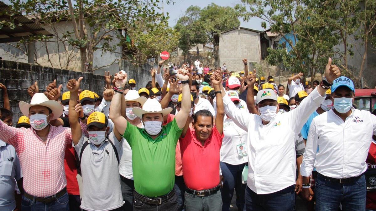 En Cacahuatepec dicen: Morena en lugar de pedir votos debe pedir disculpas por mal gobierno 1