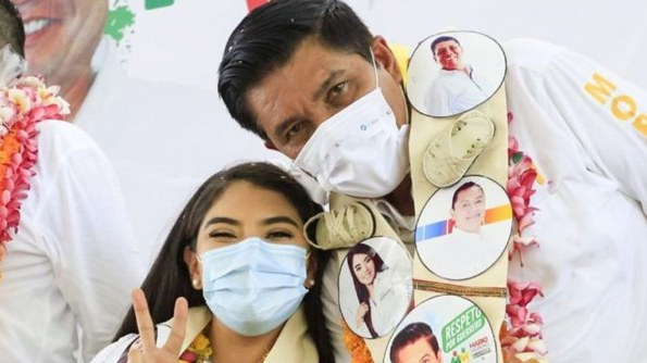 Morenistas de Tierra Caliente se van con Mario Moreno; reconocen ventaja 3