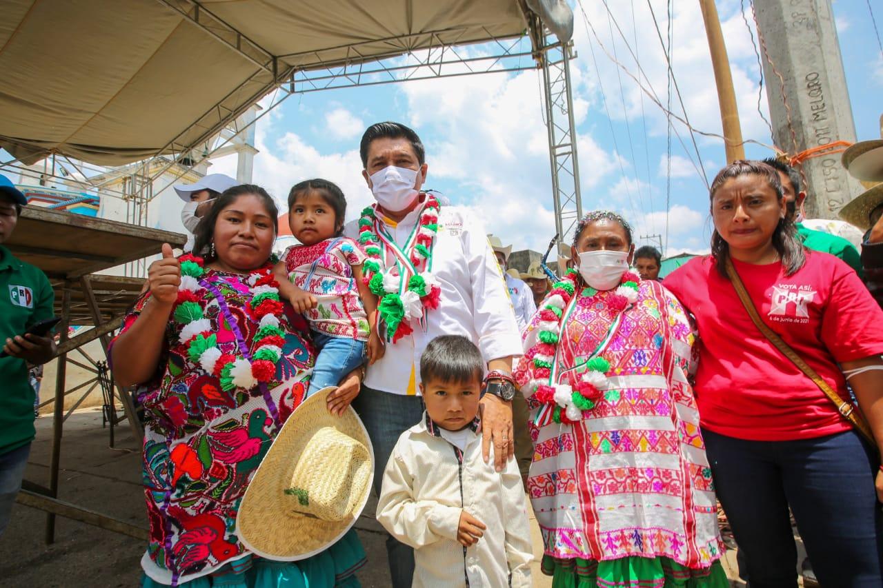 Mario Moreno: contra la guerra sucia, las propuestas y el cariño de la gente 1