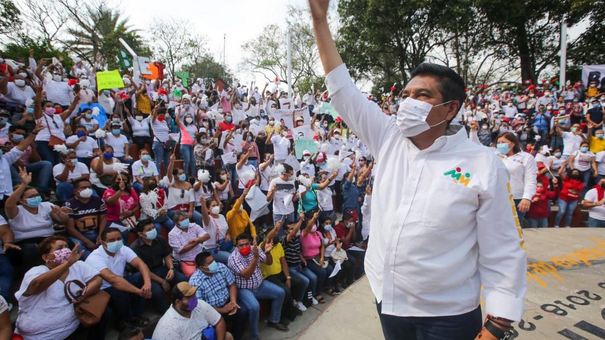 Mario Moreno recibe respaldo de sectores magisterial y de salud; el cambio en Guerrero ya comenzó 3