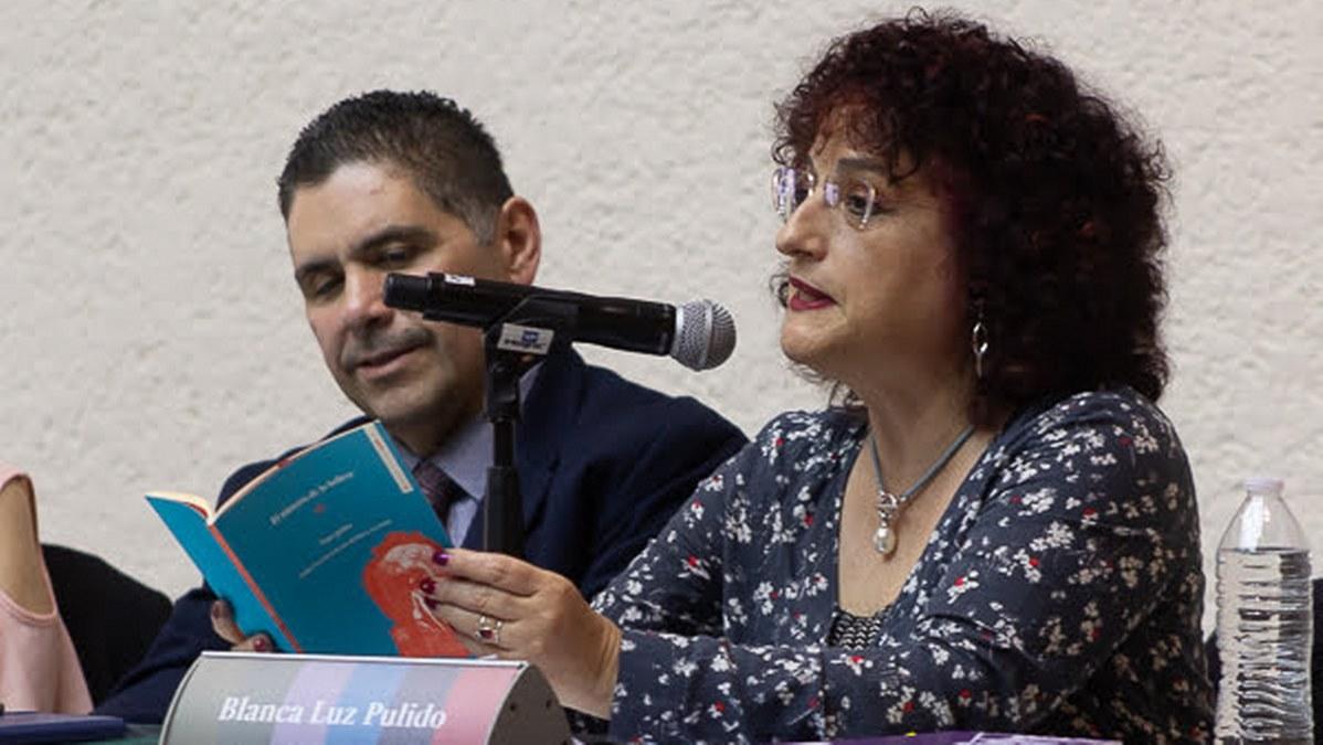 El poeta a lo que puede aspirar es a hacer algo contra el silencio: Blanca Luz Pulido 3