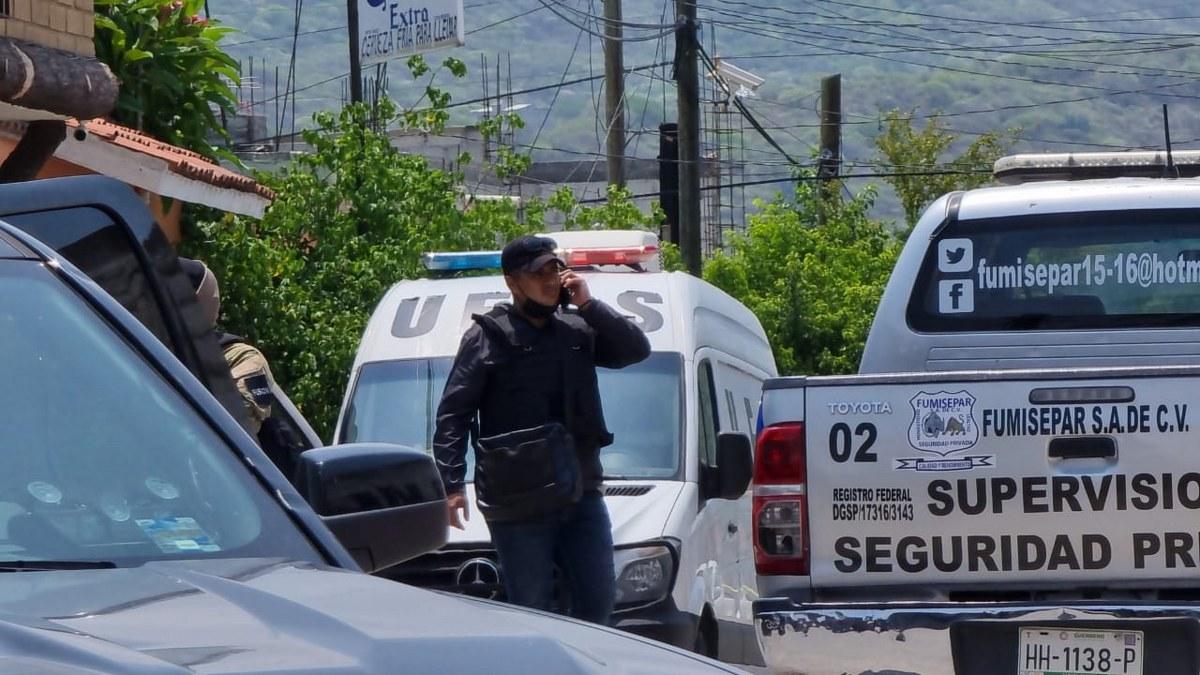 Buscan armas, droga y cadáveres en casa de candidato a diputado federal en Morelos 1