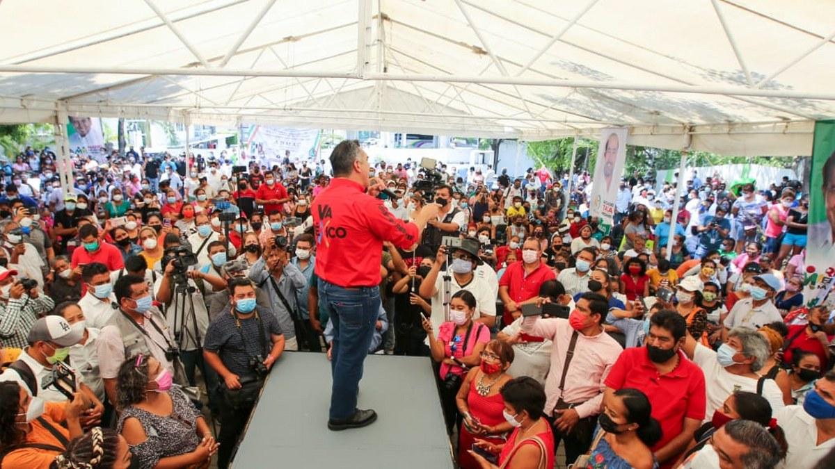 Ricardo Taja: Acapulco tendrá un gobierno de primera, no de cuarta; el cambio será real 3