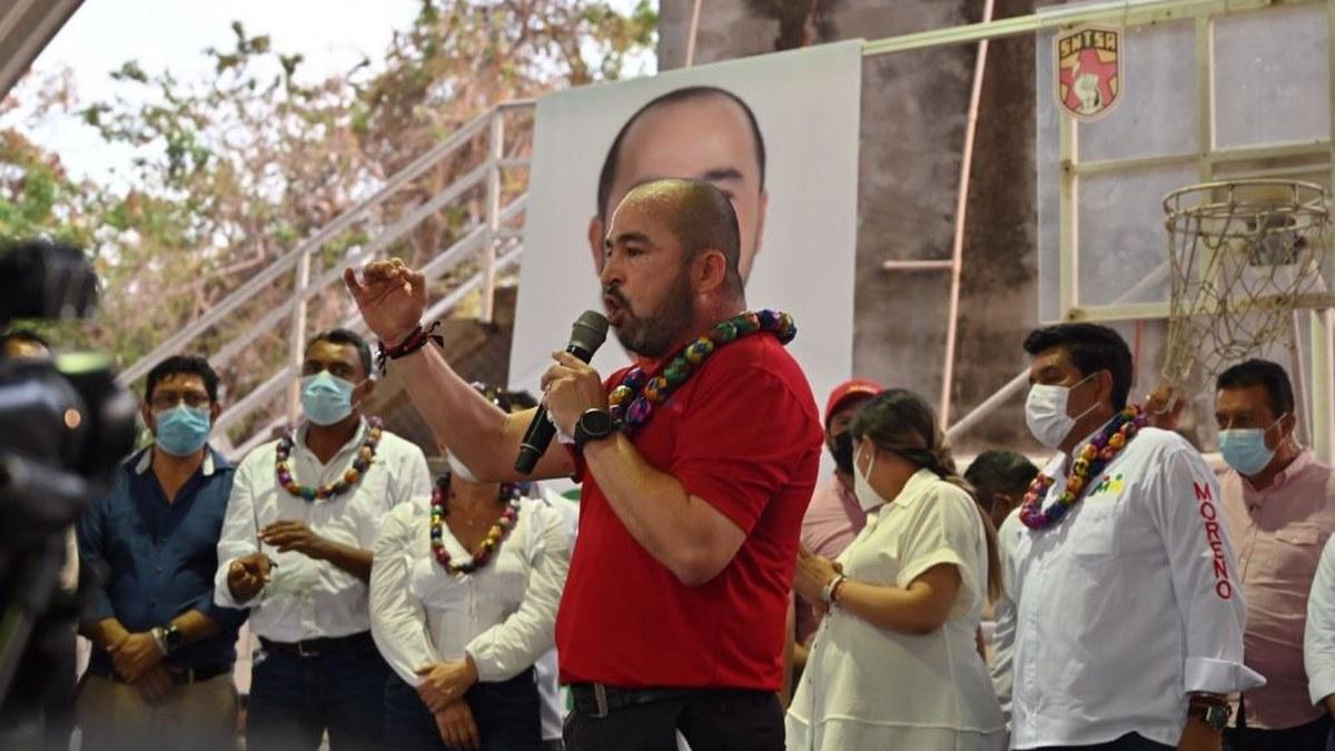 Empleados del sector Salud de Acapulco respaldan a Ricardo Taja y Mario Moreno 1