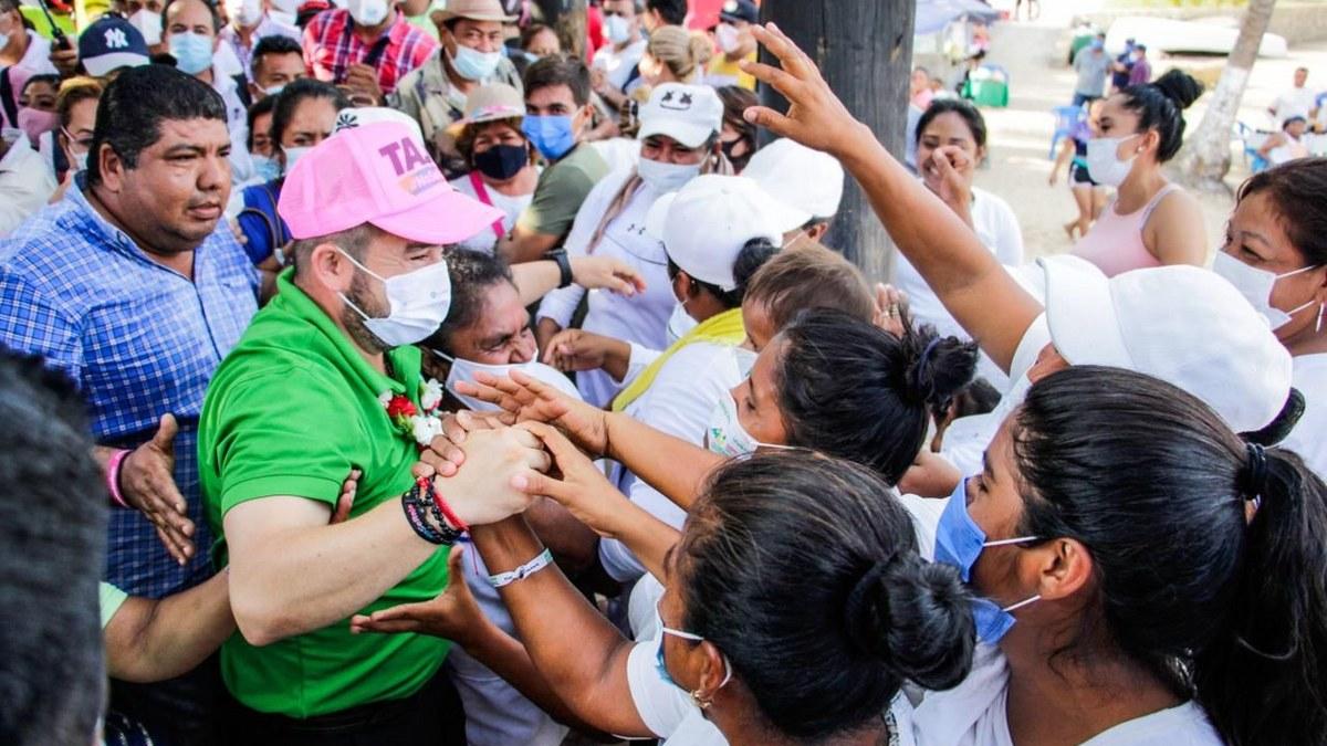 Acapulco volverá a brillar; habrá rescate de la zona tradicional, asegura Ricardo Taja 1
