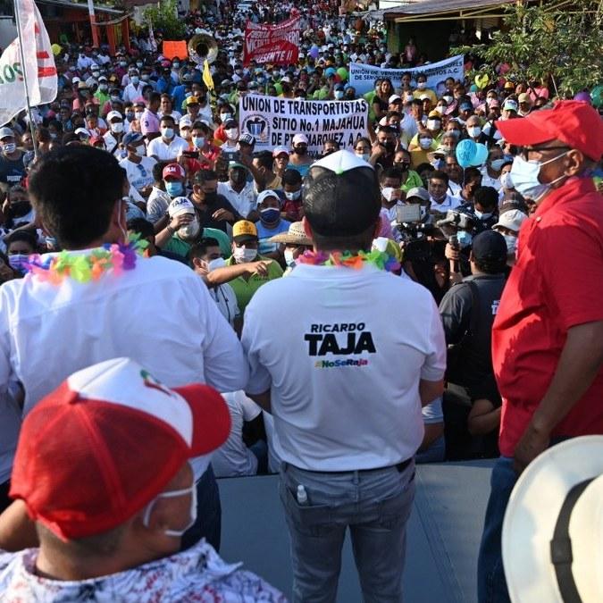 Gobierno soberbio de Morena, afectó a la población en Acapulco, critica Ricardo Taja 3
