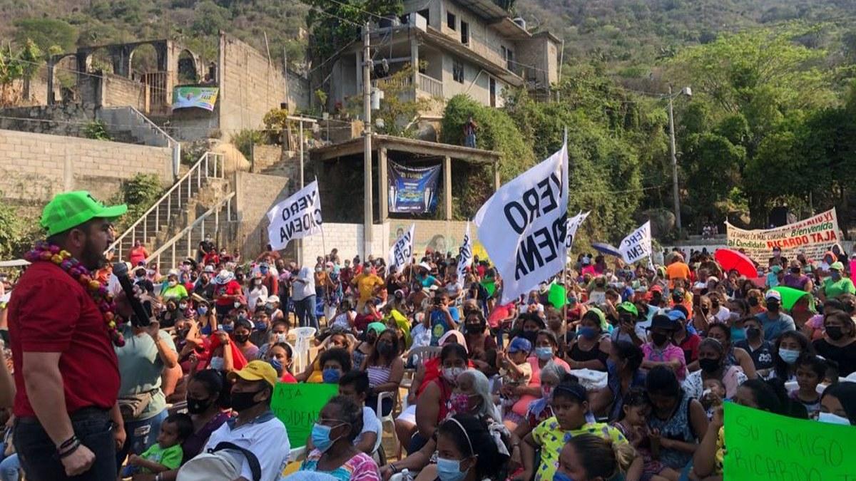 Ricardo Taja suma más morenistas a su proyecto; concreta ruta del triunfo en Acapulco 1