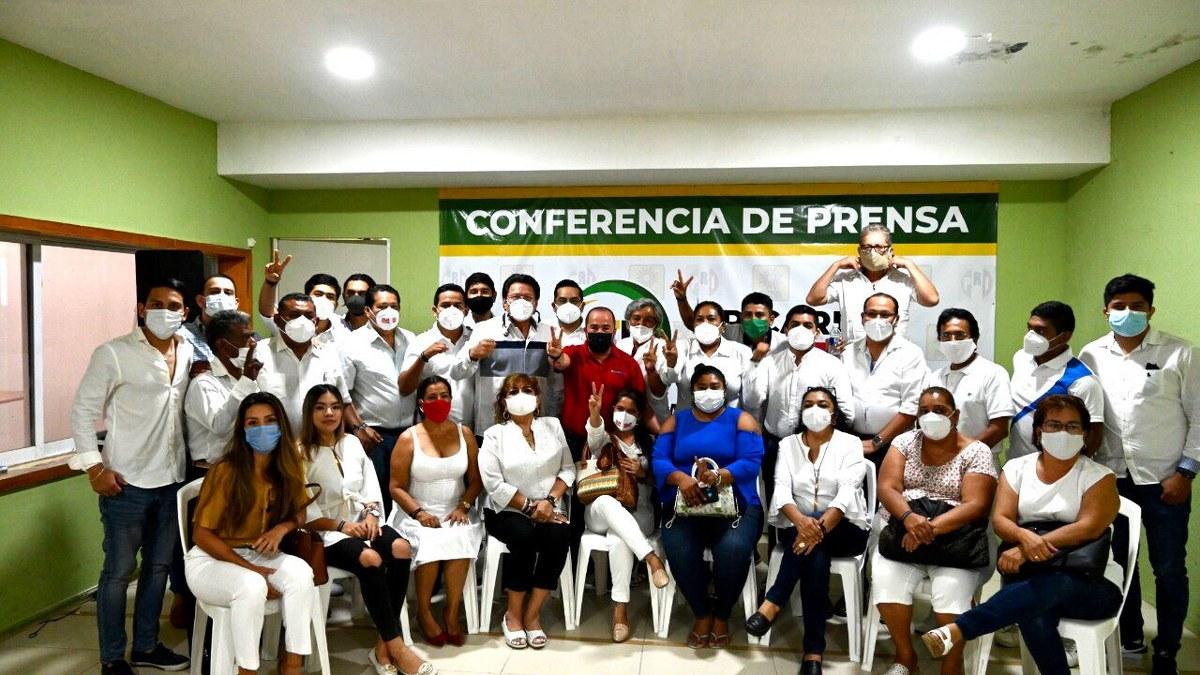 Ricardo Taja suma más morenistas a su proyecto; concreta ruta del triunfo en Acapulco 2