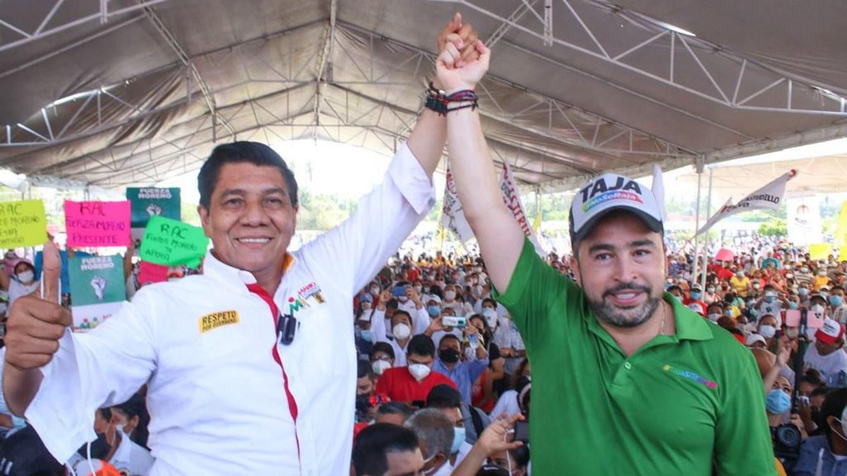 Mario Moreno convoca al voto que dará desarrollo y futuro a Guerrero: la alianza PRI-PRD 2