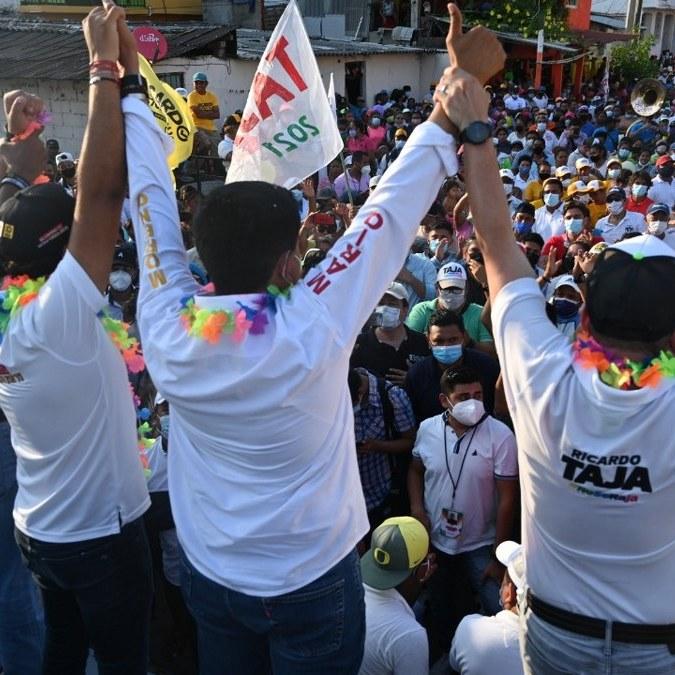 Gobierno soberbio de Morena, afectó a la población en Acapulco, critica Ricardo Taja 1
