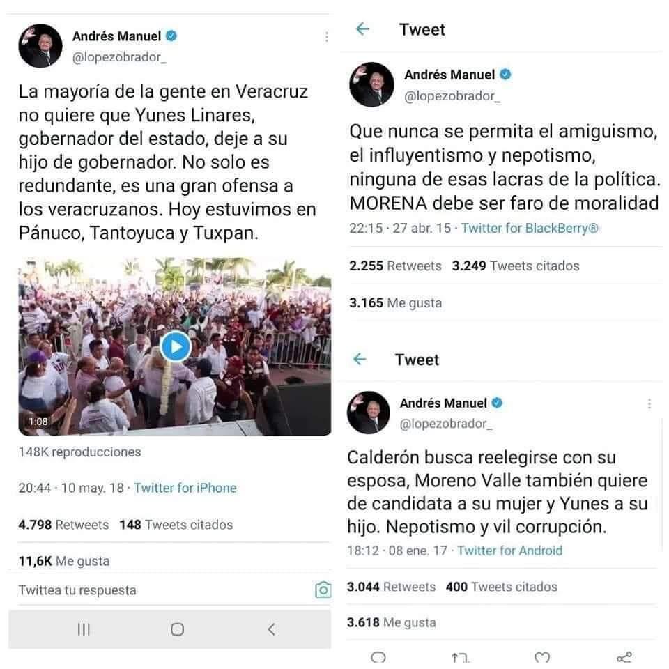 'Evelyn es Morena', dice Mario Delgado; AMLO condenó el nepotismo como lacra política 1