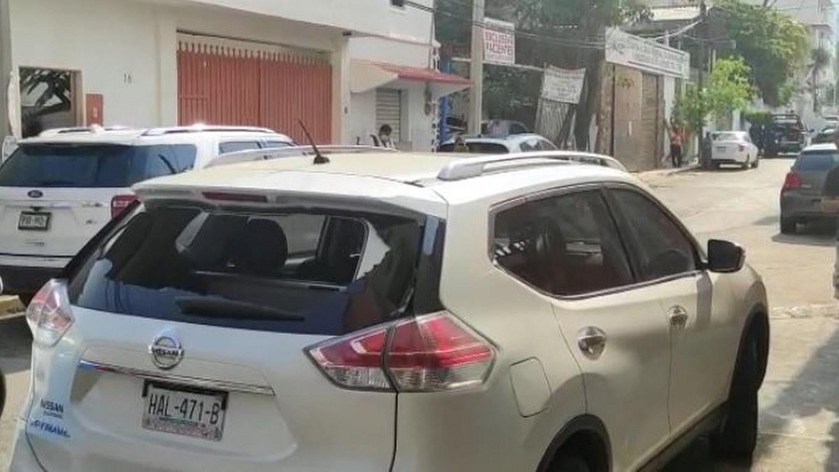 Atacan al candidato de Fuerza por México en Acapulco; está ileso 1