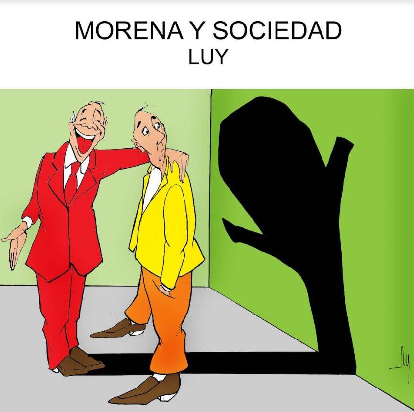 Morena y sociedad | Luy 2