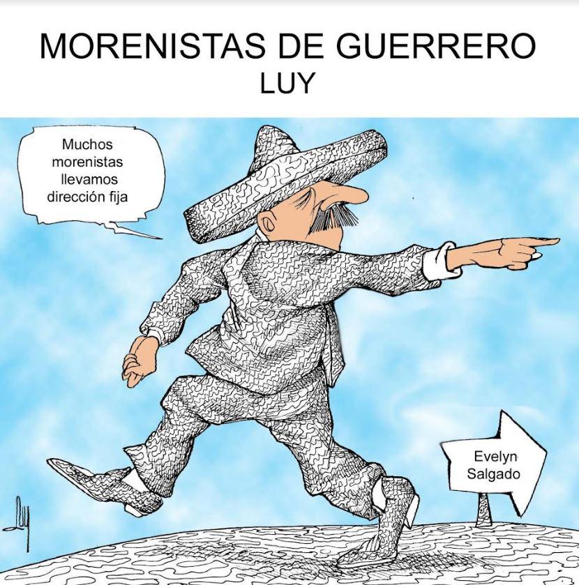 Morenistas de Guerrero | Luy 2