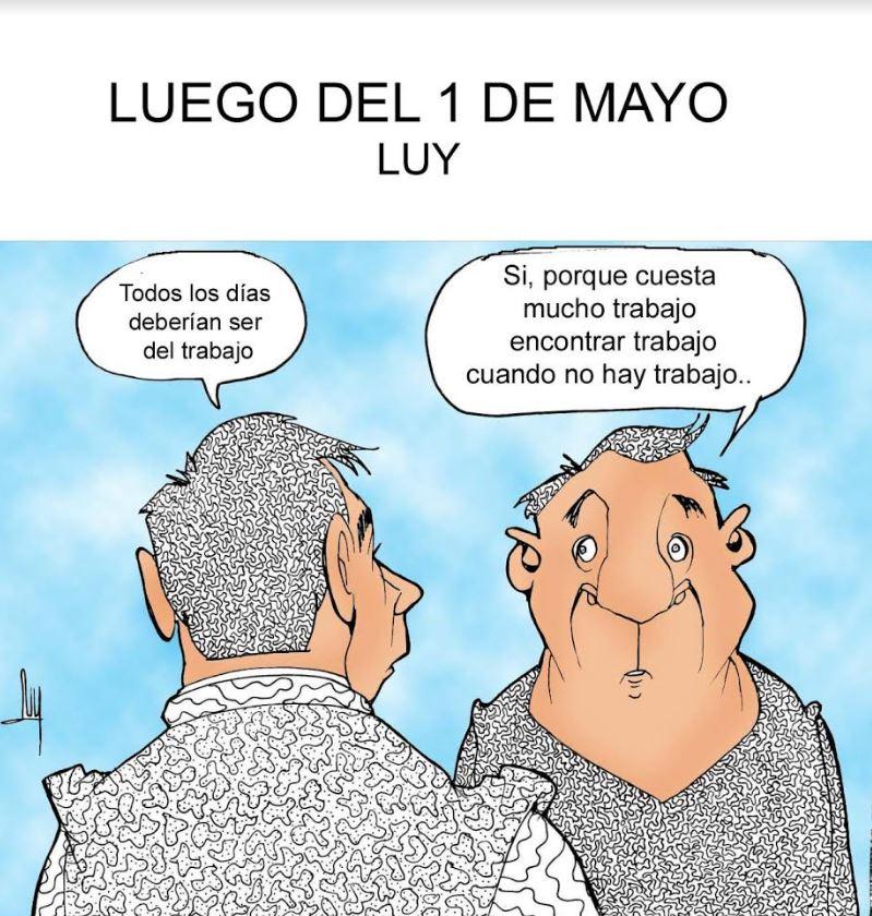Luego del 1 de mayo | Luy 2