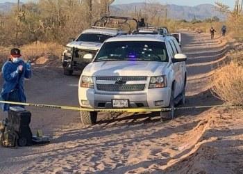 Padre encuentra asesinados a sus dos hijos en Sonora 4