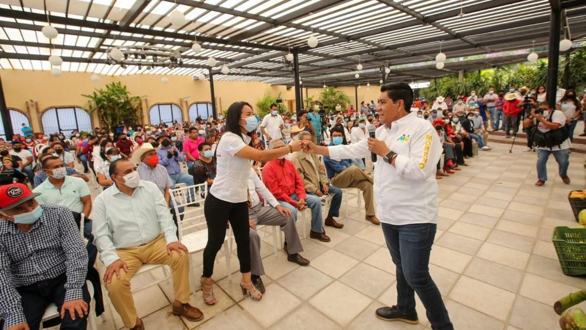 Presupuesto al campo bajó 90%; Mario Moreno asegura recuperarlo 2
