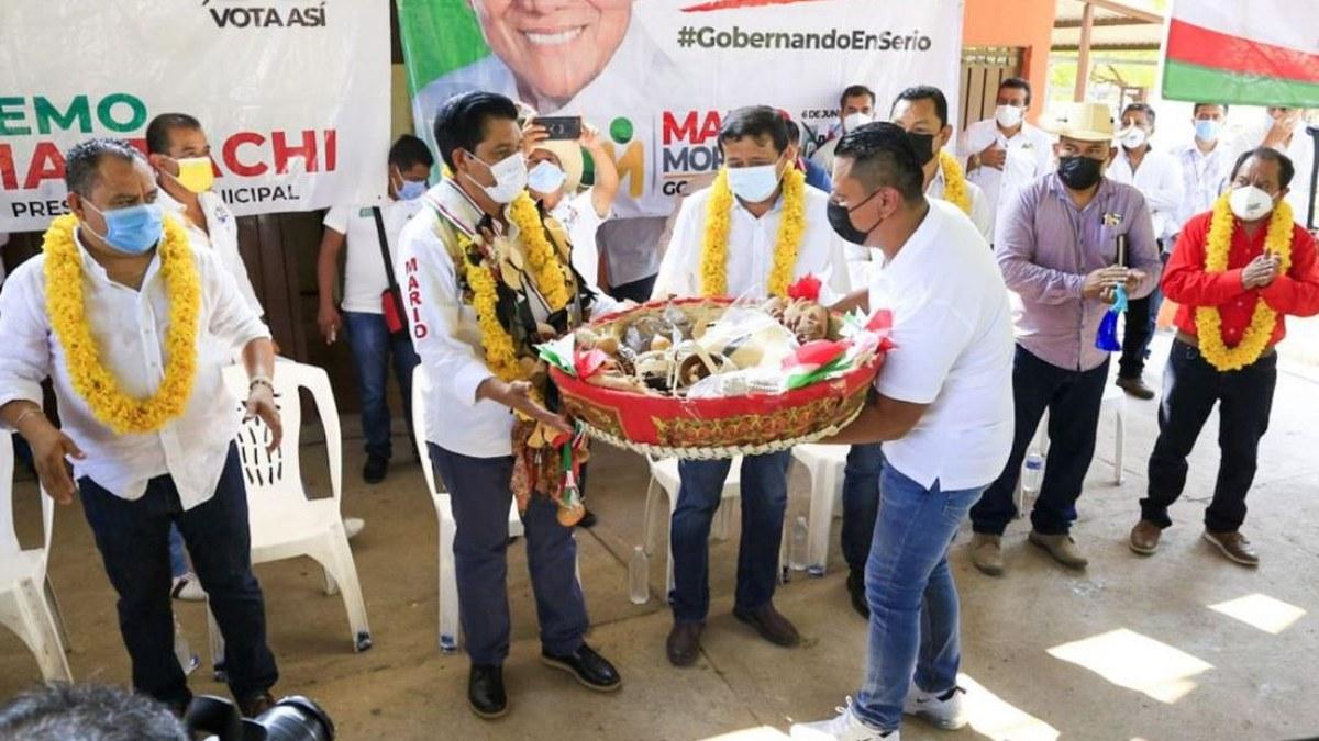Mario Moreno garantiza regresar apoyos retirados por el gobierno federal a campesinos 3