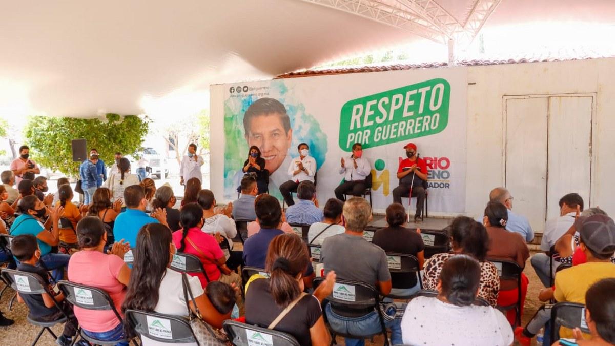 Más líderes de Morena se suman a Mario Moreno; le darán voto de confianza, anuncian 1