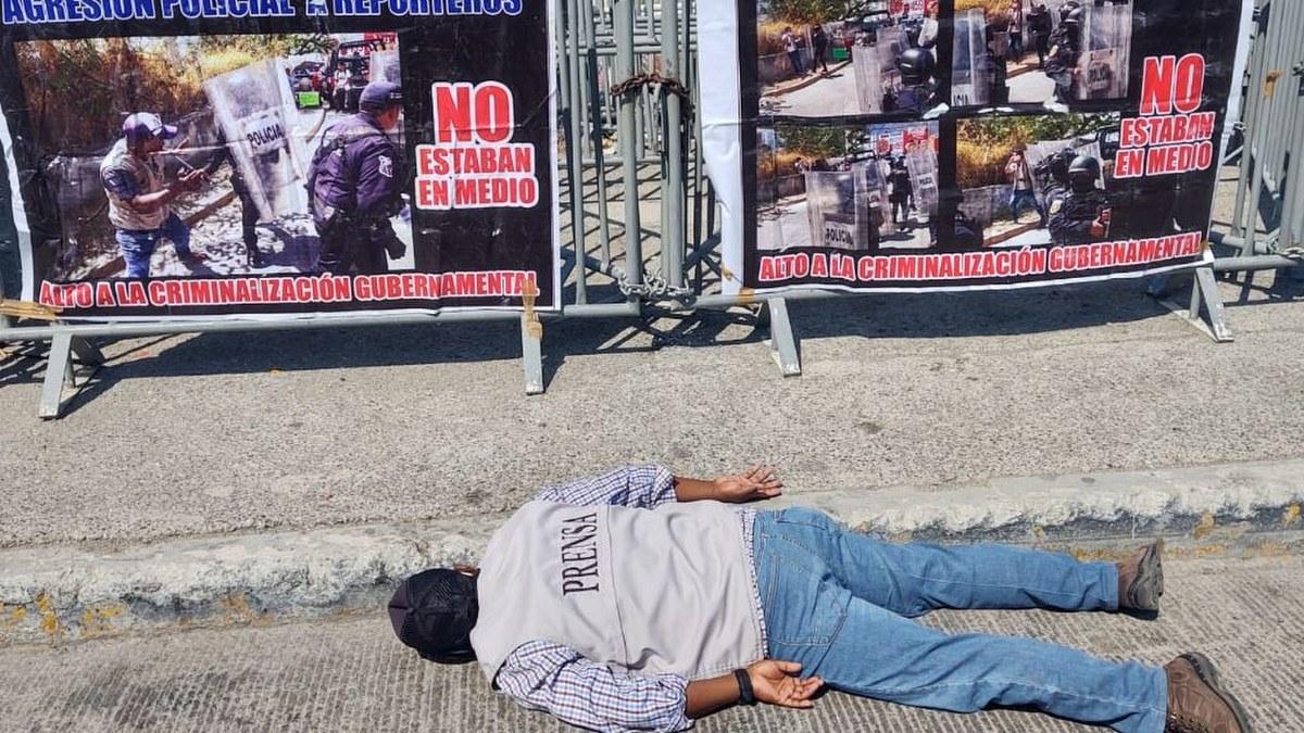 En Guerrero, se criminaliza y fomenta persecución a periodistas, acusan reporteros 1
