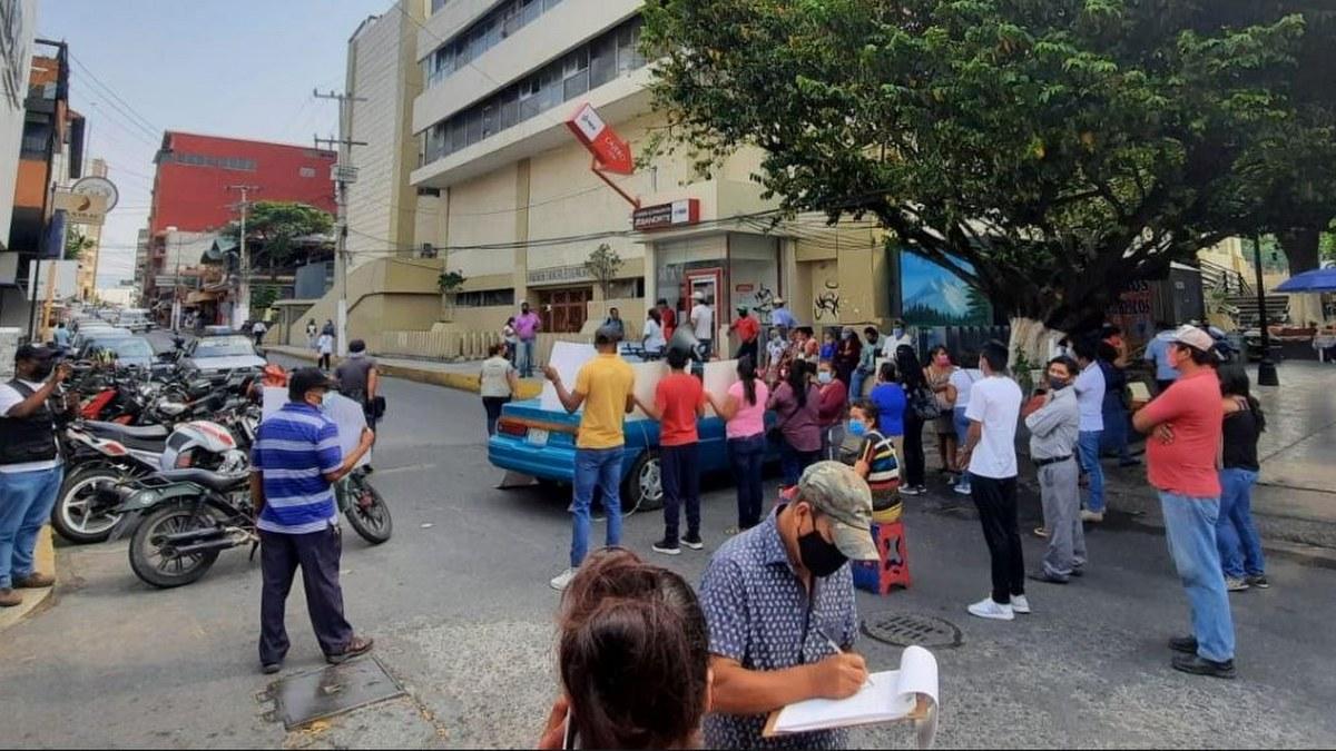 """Exigen a """"Toño"""" Gaspar cumplir con obra de parque en Chilpancingo 1"""