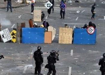 Muertos y más de 800 heridos en manifestaciones de Colombia 5