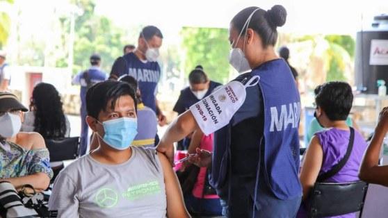 Más de 30 mil maestros vacunados entre ayer y la mañana de hoy en Guerrero 2