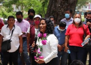 Abelina López reconoce que hay corrupción en el actual gobierno de Morena en Acapulco 1