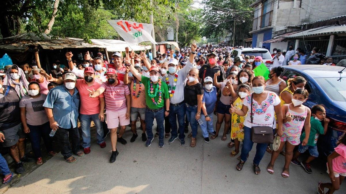 Acapulqueños retacarán las urnas por Ricardo Taja; aventaja en todos los 7 distritos 4