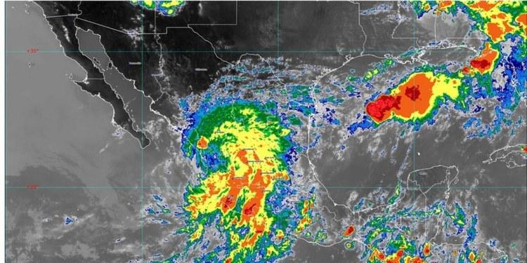 LLuvias torrenciales seguirán en Acapulco y municipios costeros, advierte PC 1