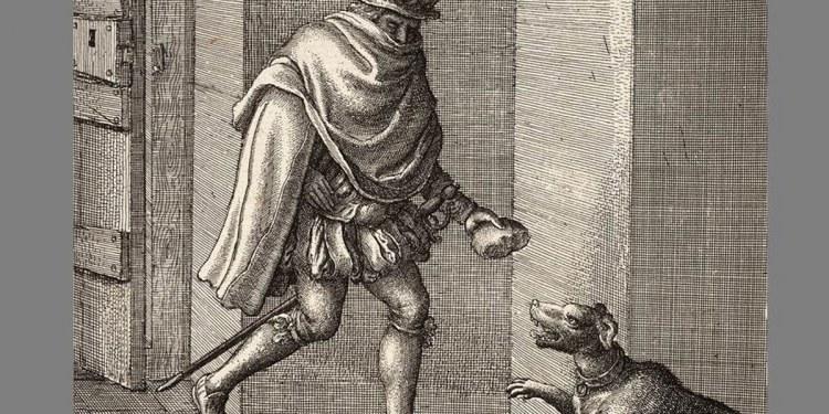 El ladrón de valiosos perros falderos, una práctica lucrativa desde el siglo XVIII 1