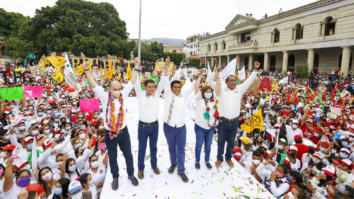 Cierre aplastante; Mario Moreno demuestra por qué será gobernador; reúne a 30 mil en Chilpancingo 5