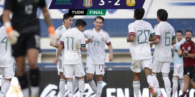 México - Australia