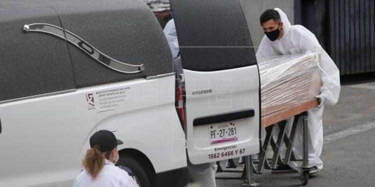 México casos covid