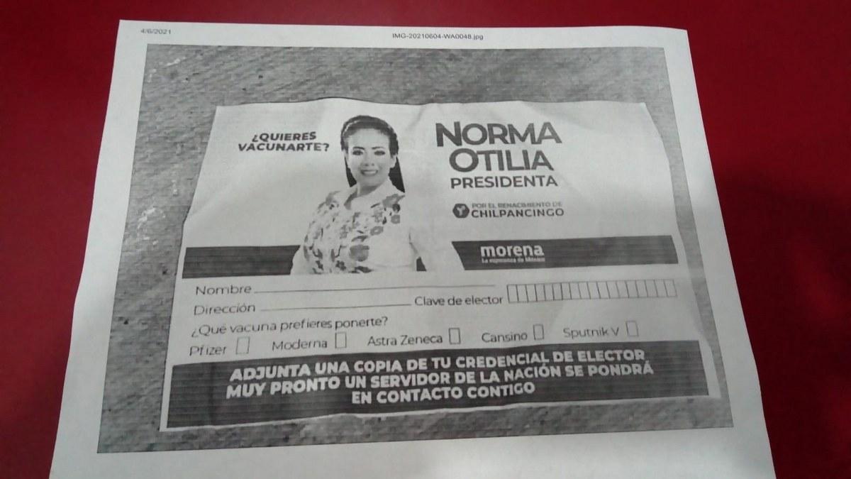 Morena busca desestabilizar el proceso electoral de Guerrero, denuncia Héctor Apreza 1