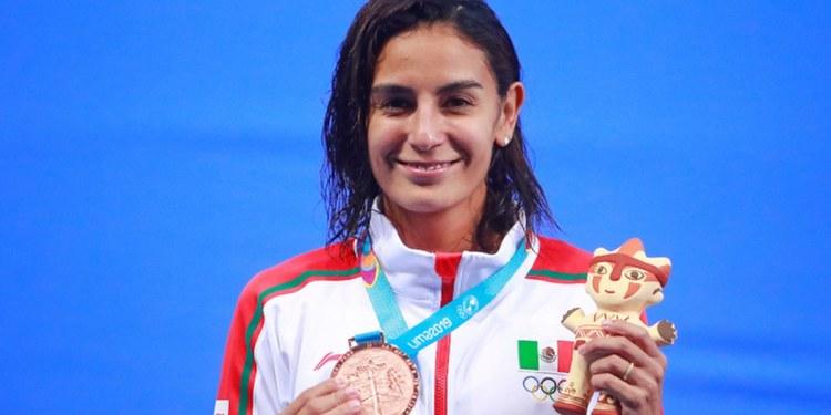 ¡Confirmado! Paola Espinosa no irá los Juegos Olímpicos 1