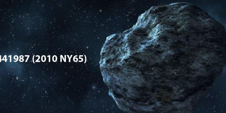 Asteroide pasará cerca de la Tierra el 25 de junio 1