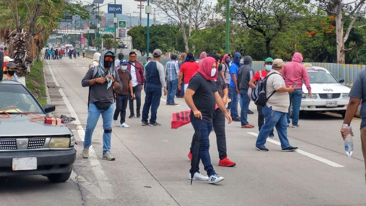 CETEG amenaza con boicotear las elecciones; marcha en Chilpancingo 1