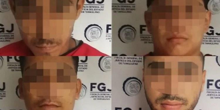 Detienen a presuntos responsables de masacre de 15 civiles en Reynosa 1