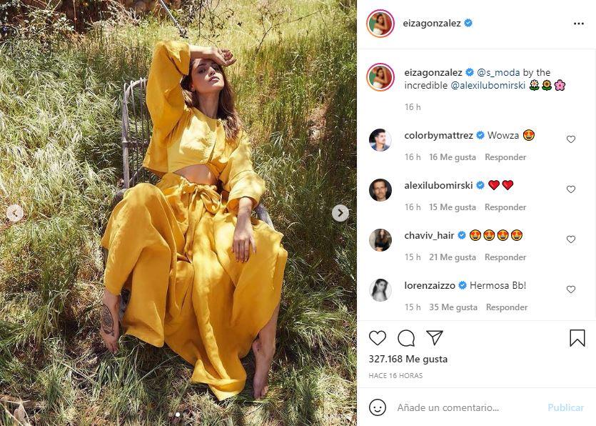 Eiza González da clases de estilo con sexy sesión de FOTOS 2