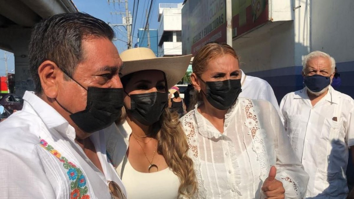 """""""Yo voté por la justicia"""", dice la hija de Félix Salgado; """"tengo certeza en los resultados"""", afirma 1"""