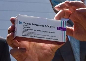Liberan 3 millones de dosis AstraZeneca envasadas en Edomex 3