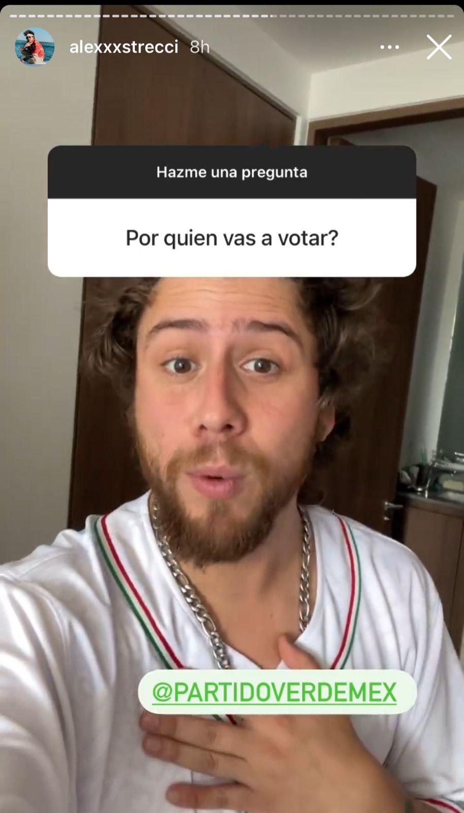 """Artistas e """"influencers"""" promueven al Partido Verde pese a veda electoral 1"""