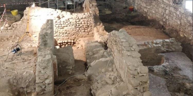 """Descubren un """"Pompeya miniatura"""" de 2 mil años en Verona 1"""