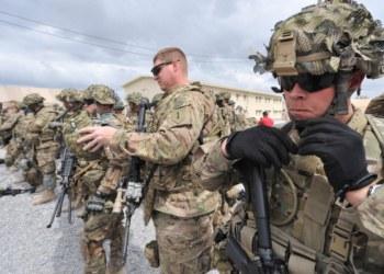 Tras 20 años, soldados de EU entregan base de Bagram a Afganistán 2