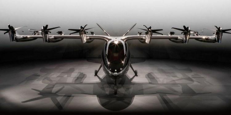Archer Aviation presenta espectacular taxi volador 100% eléctrico 1