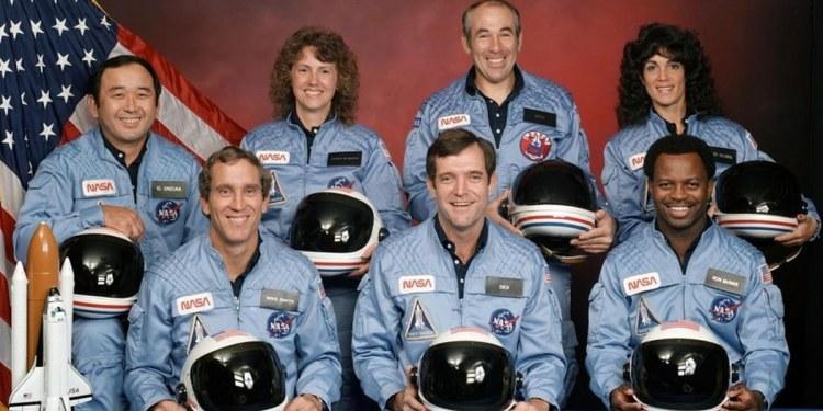 Transbordador Challenger: tripulación no murió en exploción sino al caer al océano 1